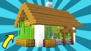 Minecraft: How to Build an Easy Clay House (Tutorial)