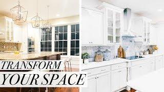 How to Turn Your House into a HOME (before & after!) | Nabela