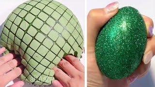 Satisfying & Relaxing Slime Pressing Videos - THE MOVIE 2018