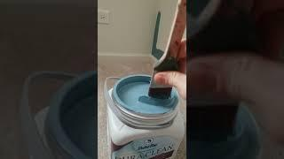 Wall Paint- How To Cut in edges and Trim