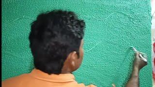 TEXTURE JK WALL PUTTY NEW DESIGN CROSSROAD.GAFFARTECH.9888973173