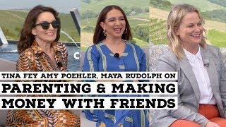 Wine Country INTERVIEWS: Parenting, Podcast & Making Money With Friends