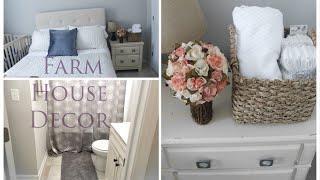 Guest Room  Farm House Make-Over! ናይ ጋሻ መቀበሊ ሩም!