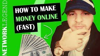 How To Make Money Online - From Broke To 10K Fast, Legit and Easy Training (2018)