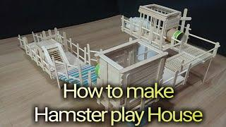 How to make Hamster  play House chapter 1