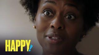 "HAPPY! | Season 2, Episode 2: ""Wine O'Clock"" | SYFY"
