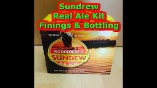 Woodfordes Sundew Real Ale Bottling Day #91 Homebrew Beer Wine Spirits