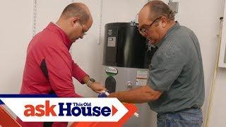 How to Install an Electric Heat Pump Water Heater