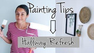 Hallway Decorating Ideas 2019 | Painting Tips & Tricks