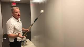 The Right Way To Roll Paint On Your Walls - Spencer Colgan