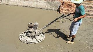 Modern Construction Concrete Slab For House - Technology Building Concrete And Sand Step by Step