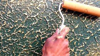 Jk wall putty new panch texture design ideas(Aasif Ali 8923205965)