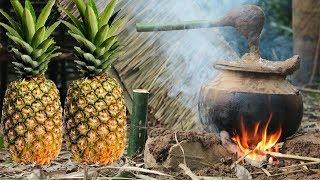 Primitive Technology HD - Traditional Wine Making From Pineapple