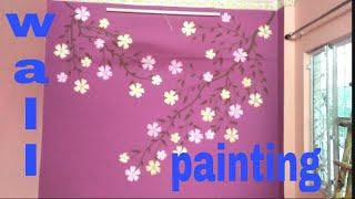 Wall paint design Nazim