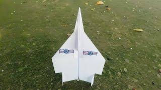 How To Make A  Paper Airplane   How To Fold A Paper Plane   Airplane Easy Origami   May Bay Giay