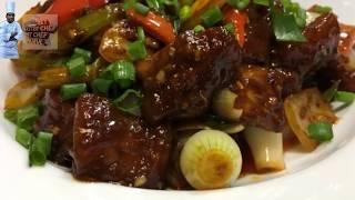 Hotel style chilli chicken | famous chilli chicken | Indo Chinese fusion chilli chicken