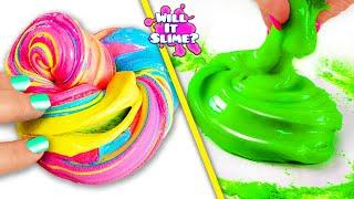 ADDING TOO MUCH INGREDIENTS TO SLIME! CRAZY INGREDIENTS! Adding Too Much Squishies!
