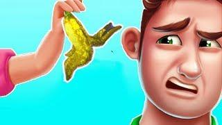 Fun Care Kids Game - Daddy's Messy Day House Chores Adventure - Clean Up Fun Games For Children