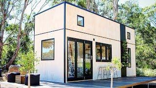 Absolutely Beautiful Australia Tiny House by Sowelo Tiny Houses
