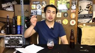 Homebrew Review: Atypical Brewery Blended Sour on Wine Grapes - Ep. #1625