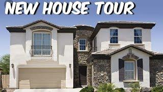 NEW HOUSE TOUR | Welcome to our new home!  |  Full empty house tour 2018