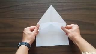 Kağıt Uçak Nasıl Yapılır #4