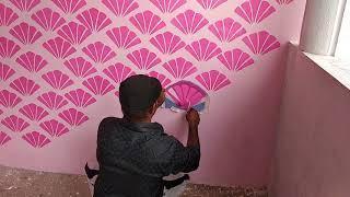 Asain Paint Royal Play Stencils 9629186287
