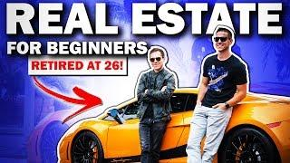 Real Estate Investing for Beginners + How to Buy a House the RIGHT Way!