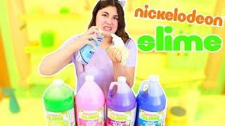 IS IT POSSIBLE? ELMERS GLUE SLIMES WITH NICKELODEON GLUE ~ Slimeatory #379