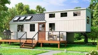 Absolutely Stunning The Goose Tiny House | Start Your Tiny Home Now