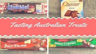 Vlogmas day 1: Tasting Australia treats! ????????
