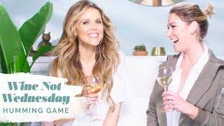 Tone It Up Wine Not Wednesday | Play the Humming Game With Us!