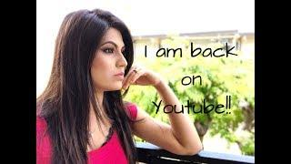I am back on Youtube | Beauty benefits of wine