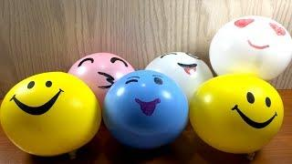 How To Make Slime With Glue & Funny balloons Slime????!! Relaxing Slime Video