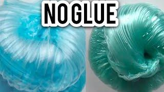 WATER SLIME! ???? HOW TO MAKE WATER SLIME WITHOUT GLUE, WITHOUT BORAX! NO GLUE , NO BORAX RECIPES!
