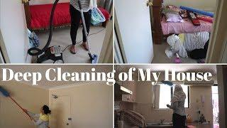 How To Deep Clean Your House | Fast Cleaning Tips For Diwali | Cleaning Motivation
