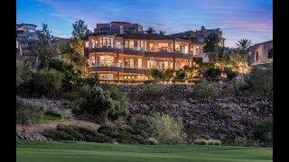 $5,000,000.00 Strip View Home For Sale Henderson   11,639 Sqft   Wine Cellar   Theater & Game Room