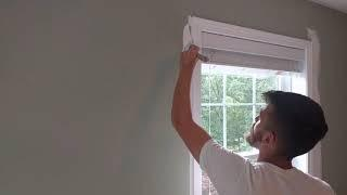 Interior House Painting Wall to Trim tip by Parmer & Sons