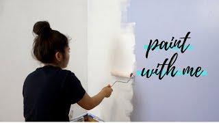 Clean & Paint My Room with Me 2019