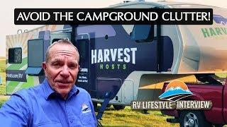 Overnight Camping At Farms, Wineries, and Attractions | Harvest Hosts