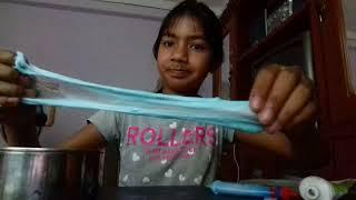 How to make slime IN NEPAL!!!| Super easy tutorial ????????