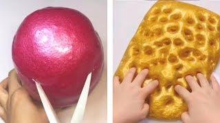 The Most Satisfying Slime ASMR Videos | New Oddly Relaxing DIY Compilation for Kids Videos #11 2019