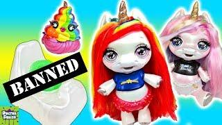 New BFF For Surprise Unicorn! Tips & Tricks For Baby Unicorn To Make Slime! Doctor Squish