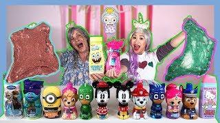 Don't Choose the Wrong Soap Slime Challenge!!!