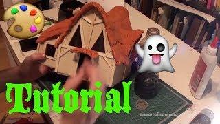 Playmobil TUTORIAL - Cómo hacer una casa de bruja