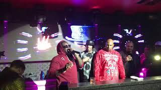 Bartender T-Pain @ Heat Ultra Lounge Dec 2018