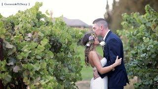 Wedding Films That Make You Cry - Wine & Roses Winery Wedding Film // Carson&Tiffany