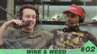Chris & Steelo Talk White Privilege | WINE AND WEED