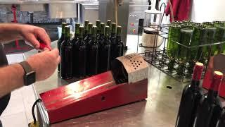 Winexpert Burlington, making your own wine