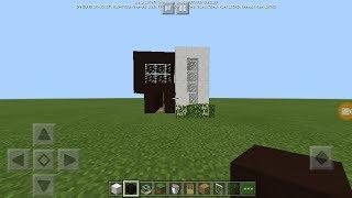 How to make simple modern house /EASY TUTORIAL MINECRAFT